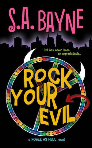 Sneak Peek: Rock Your Evil